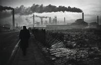 Ciudad industrial. Autor: E.O. Hoppé